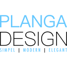 Plangadesign moderne design lampen Logo